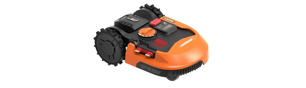 Worx WR150 Landroid L 20V Power Share Robotic Lawn Mower Review