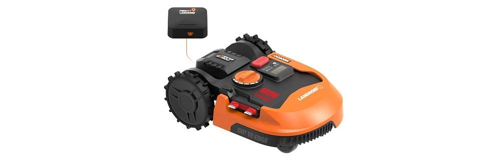 Worx WR153 Landroid L 20V Power Share Robotic Lawn Mower