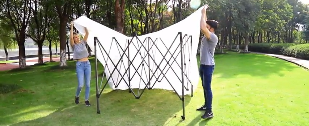 ABCCANOPY Canopy Tent Review