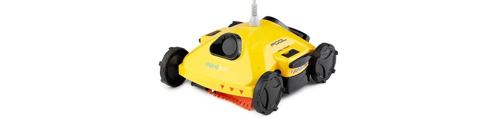 Aquabot AJET122 Pool Rover S2-50 Robotic Pool Cleaner Review