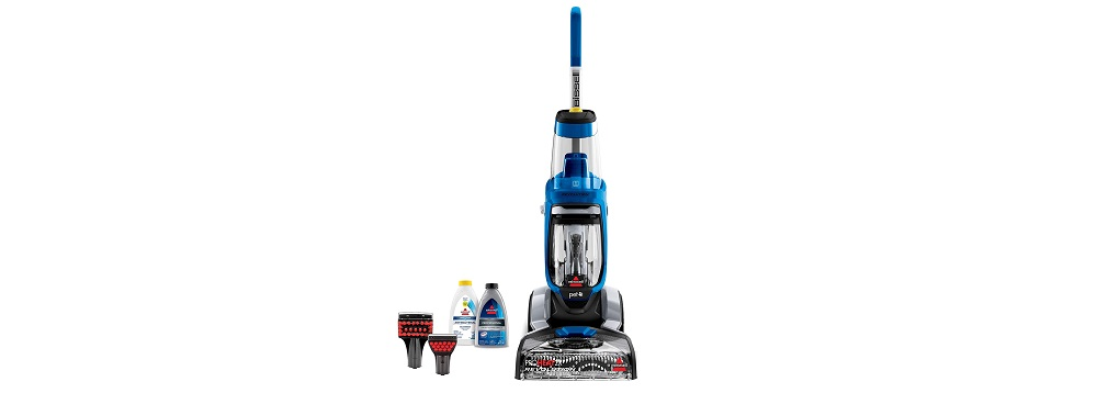 BISSELL 15489 ProHeat 2X Revolution Pet Full Size Upright Carpet Cleaner Review