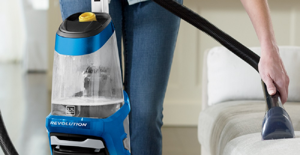BISSELL 15489 Upright Carpet Cleaner