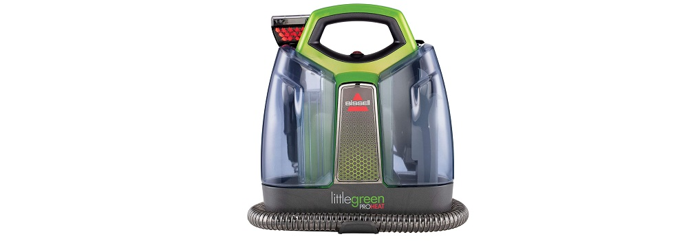 Bissell 2513G Little Green ProHeat Portable Carpet Cleaner Review