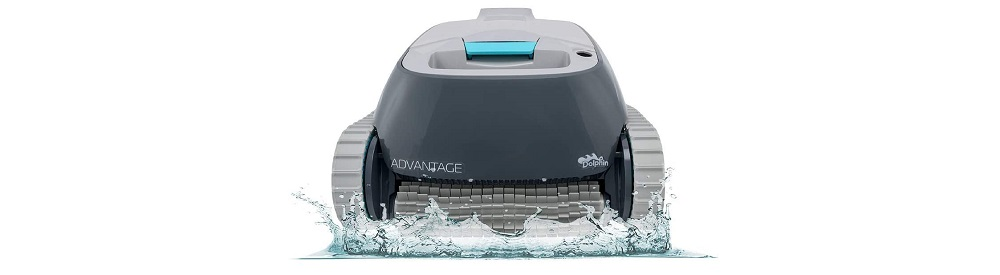 DOLPHIN Advantage Automatic Robotic Pool Cleaner Review
