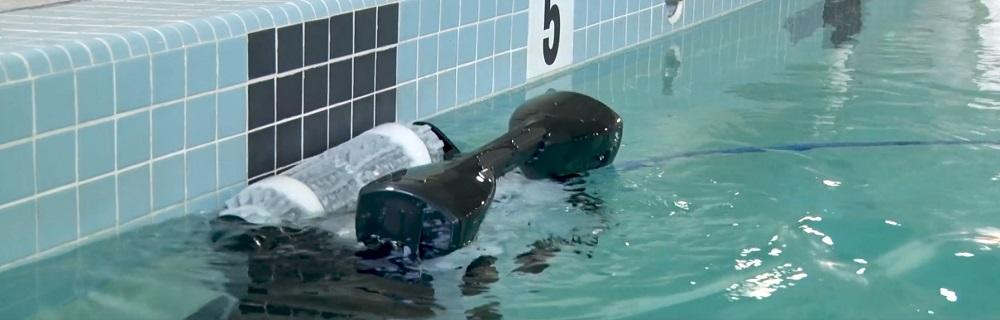 Dolphin C5 Robotic Pool Cleaner