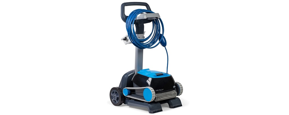 DOLPHIN Robotic Pool Cleaner Pillar Mount Caddy