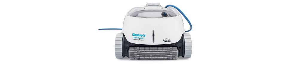 Dolphin Discovery Automatic Robotic Pool Cleaner Review