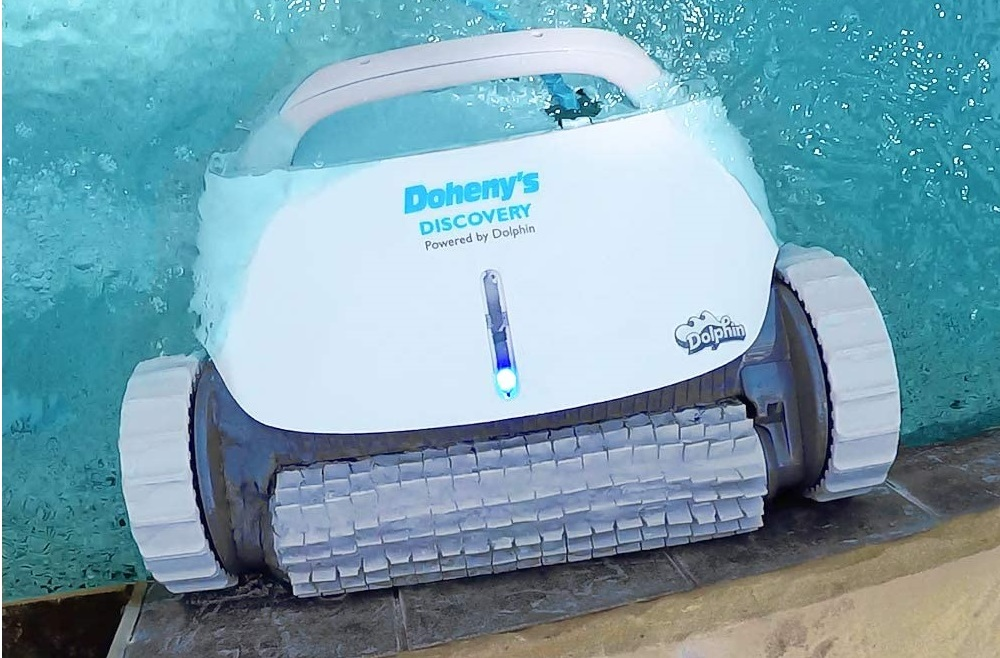 Dolphin Discovery Pool Cleaner