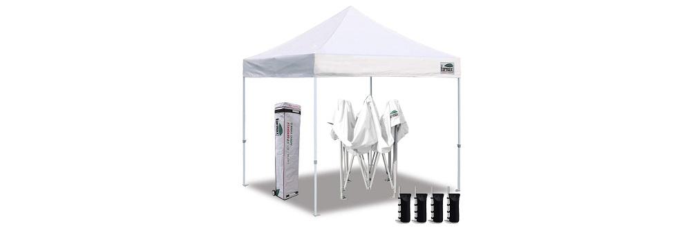 Eurmax 10'x10' Ez Pop Up Canopy Tent Review