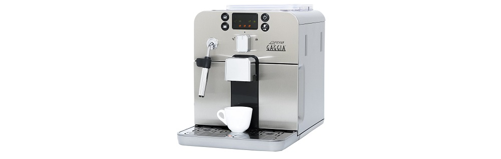 Gaggia Brera Automatic Espresso/Coffee Machine Review