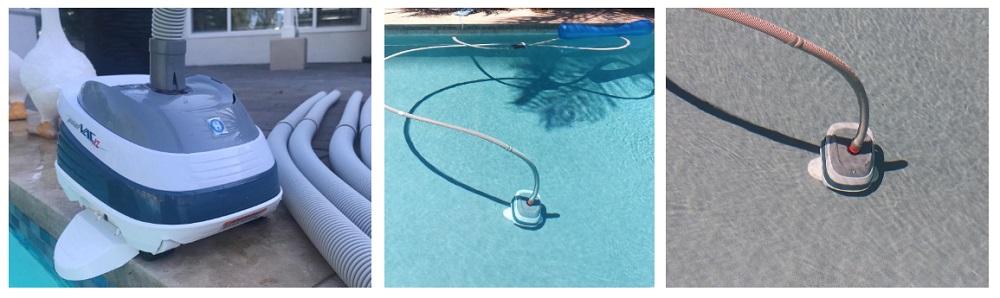 Hayward W32025ADC Pool Vacuum