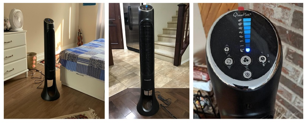 Honeywell HYF260BC QuietSet Tower Fan Review