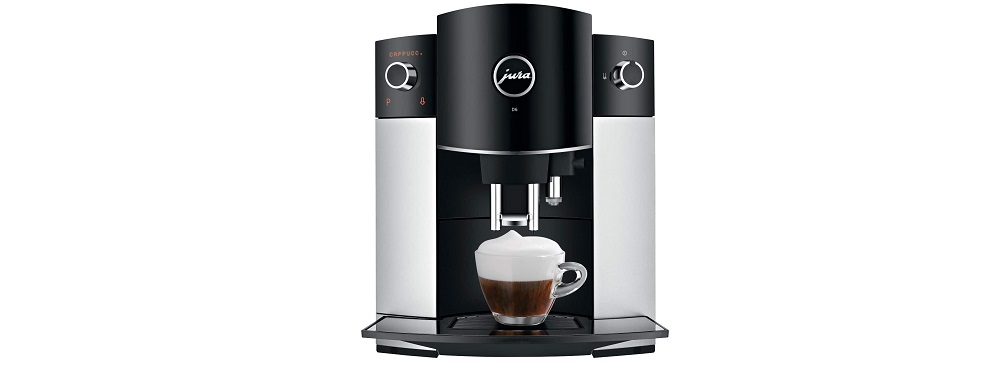 Jura 15216 D6 Automatic Espresso/Coffee Machine Review