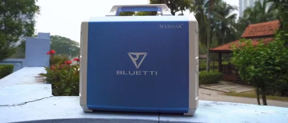 MAXOAK Portable Power Station BLUETTI EB150