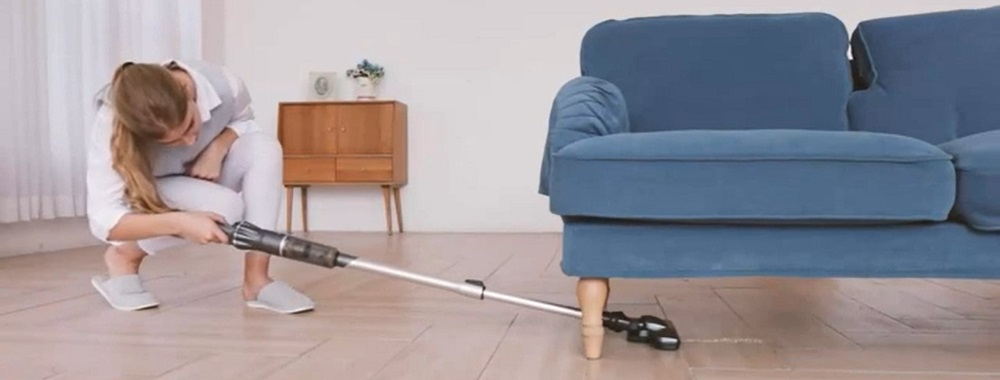 MOOSOO K13 Stick Vacuum