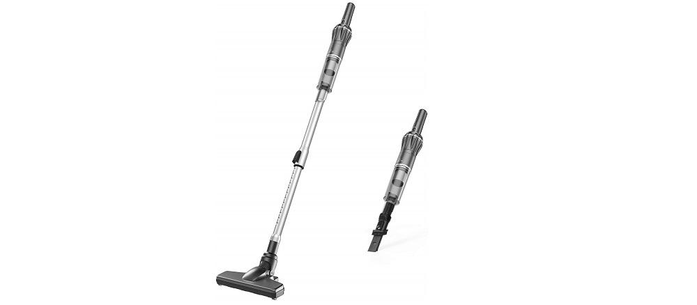 MOOSOO K13 Cordless Vacuum Cleaner Review