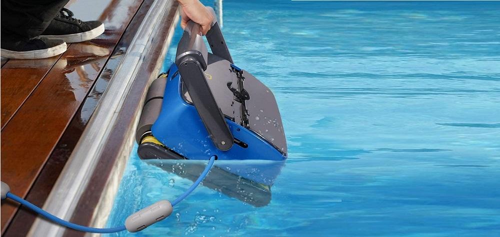 QOMOTOP Robotic Pool Cleaner