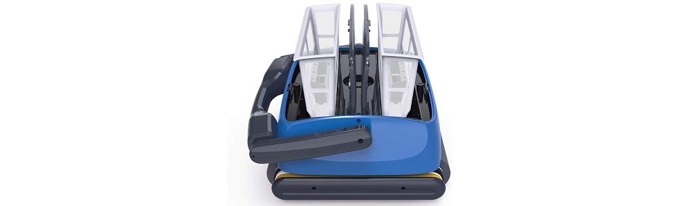 QOMOTOP Automatic Pool Cleaners Vacuum