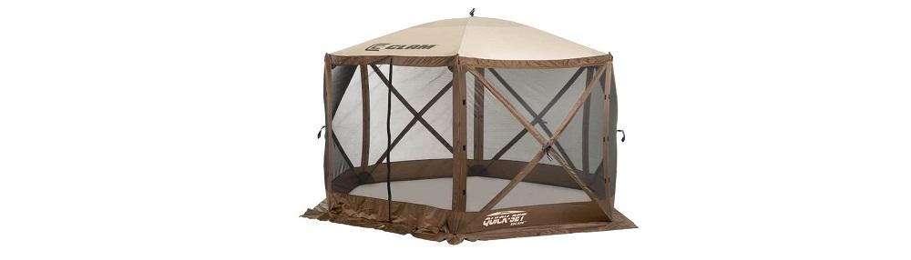 Quick Set 9879 Escape Shelter, 140 x 140-Inch Portable Popup Gazebo Review