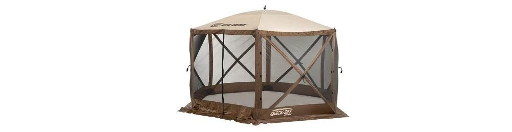 Quick Set 9879 Escape Shelter Portable Popup Gazebo Review