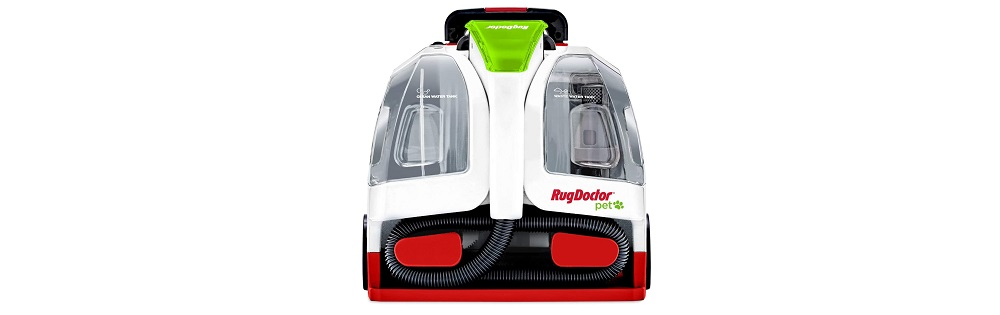 Rug Doctor Pet Portable Spot Cleaner Review