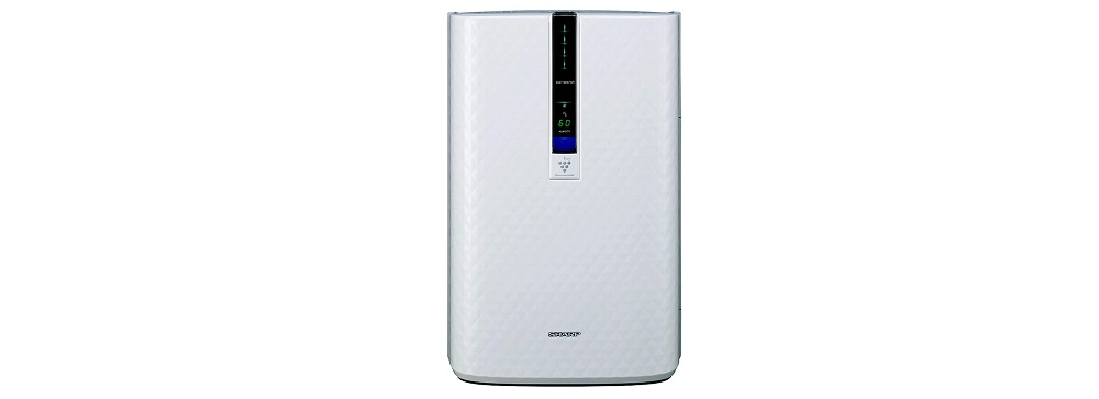 SHARP KC850U PlasmaCluster Air Purifier Review