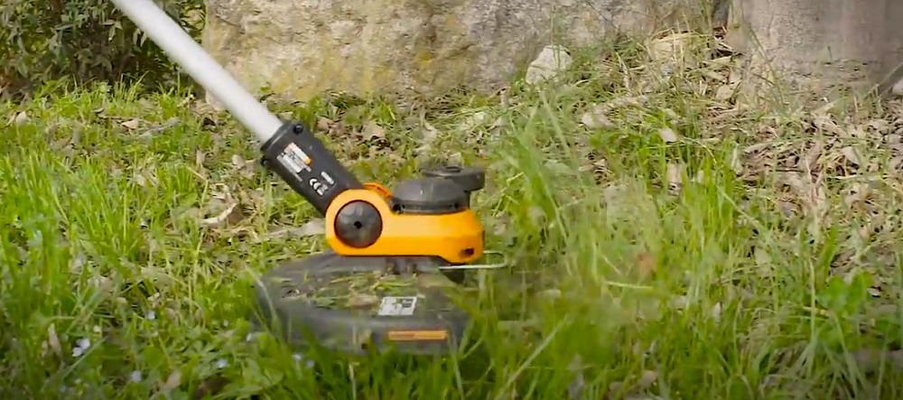 WORX WG163.9 Grass Trimmer Review