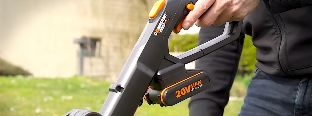 WORX WG163.9 Review