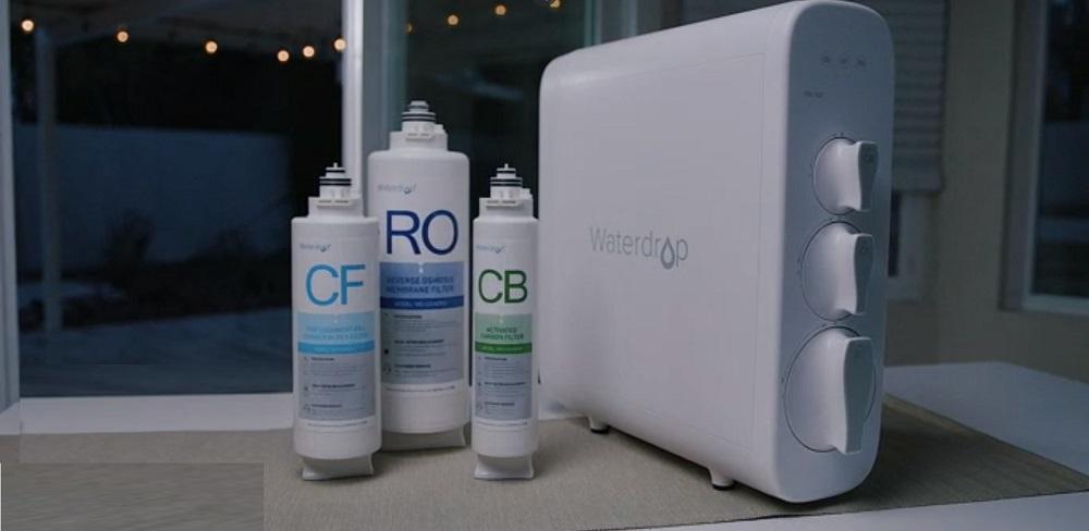 Waterdrop RO Reverse Osmosis