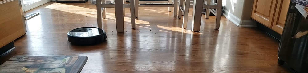 Yeedi K600 Vacuum
