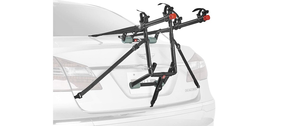 Allen Sports Deluxe 2-Bike Trunk Mount Rack Review
