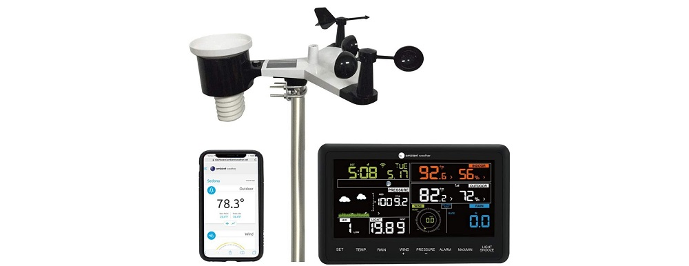 Ambient Weather WS-2902B WiFi Smart Weather Station Review