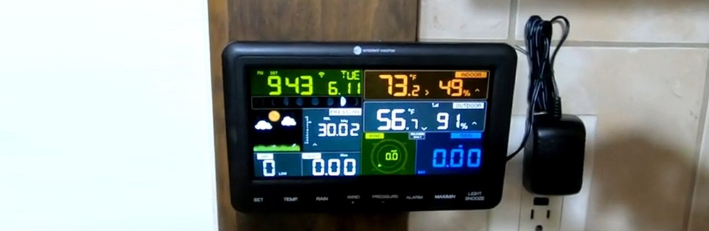 Ambient Weather WS-2902B Weather Station Review