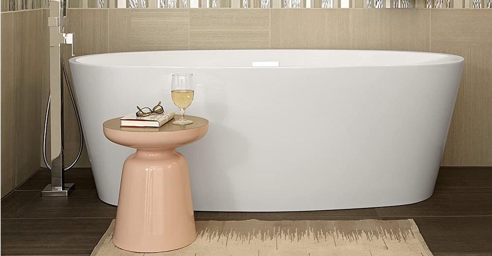 American Standard 2765034 Acrylic Freestanding Soaker Bathtub Review