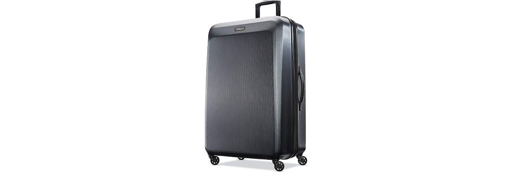 American Tourister Moonlight Expandable Spinner Wheel Luggage Review