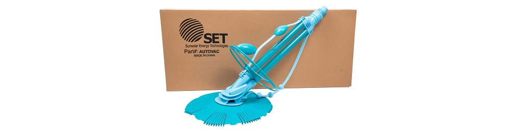 SUNSOLAR Pool Cleaner Review