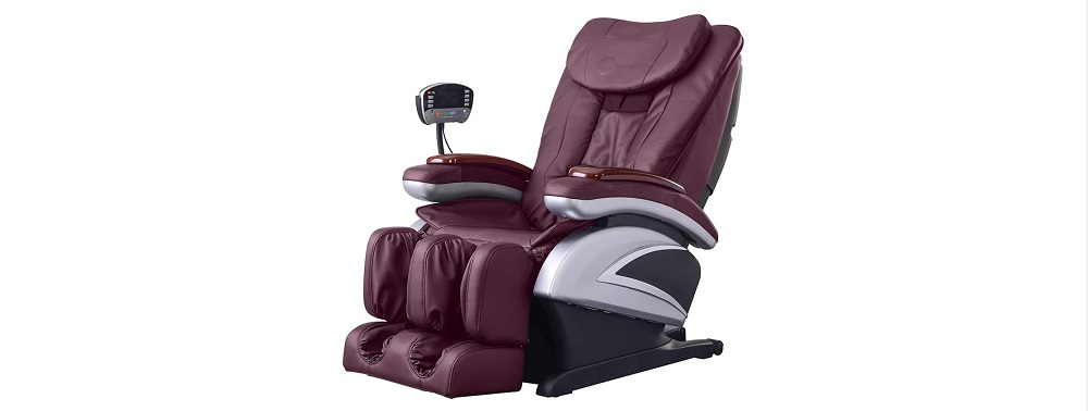 BestMassage Full Body Electric Shiatsu Massage Chair Recliner Review