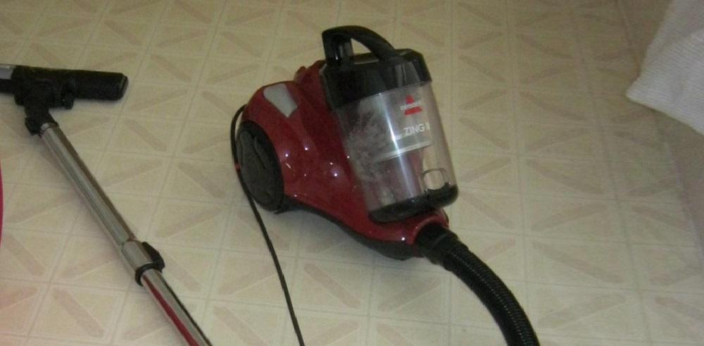 Bissell 2156C Zing Vacuum