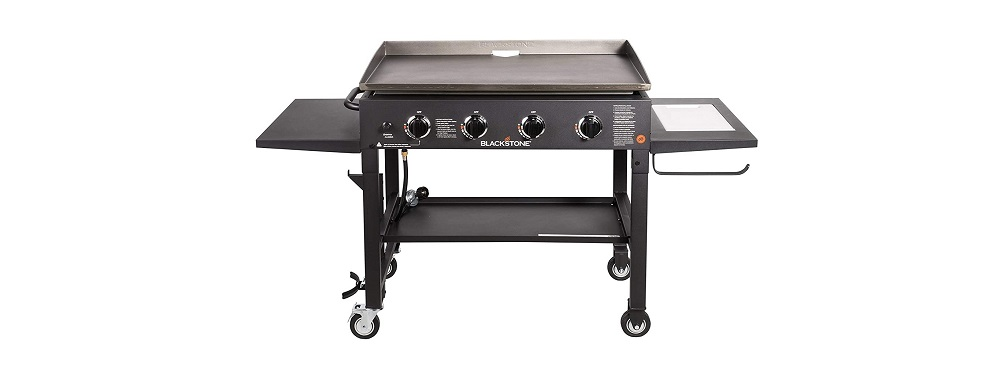 Blackstone 36 inches Propane Gas Griddle Cooking Station Review