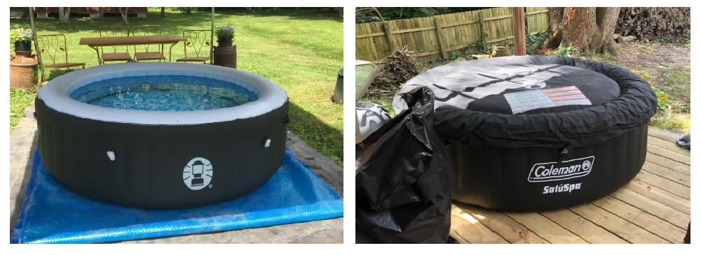 Coleman SaluSpa 13804 Inflatable Hot Tub Review