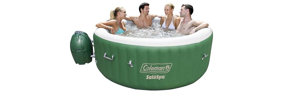 Coleman SaluSpa 54131E Hot Tub