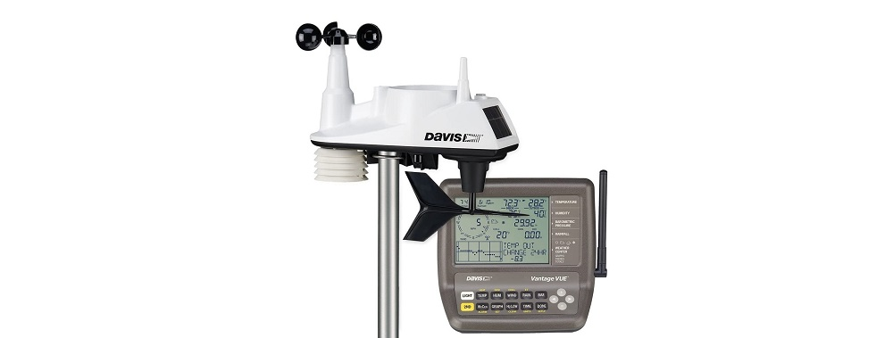 Davis Instruments 6250 Vantage Vue Wireless Weather Station with LCD Console Review