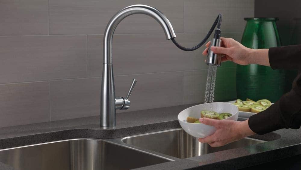 Delta Essa Pull Down Kitchen Faucet