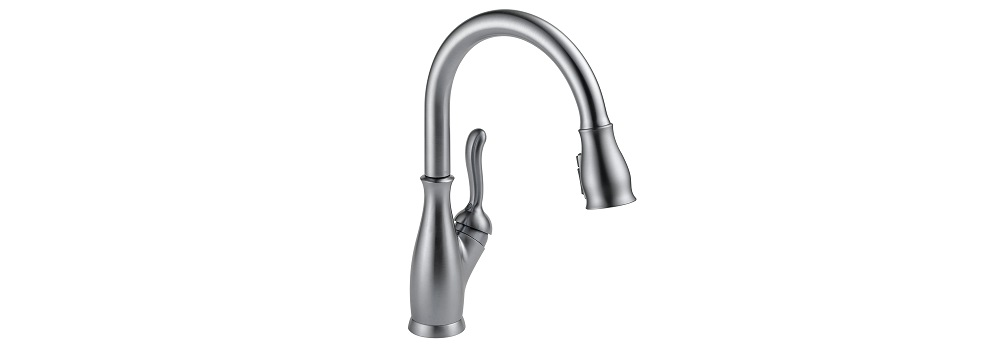 Delta Faucet Leland Pull Down Kitchen Faucet Review