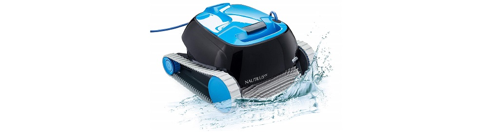 Dolphin Nautilus CC Robotic Pool Cleaner Review