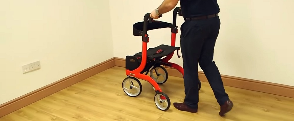 Drive Medical Nitro Walker Review