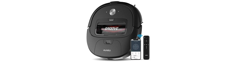 Eureka Groove Robot Vacuum Review