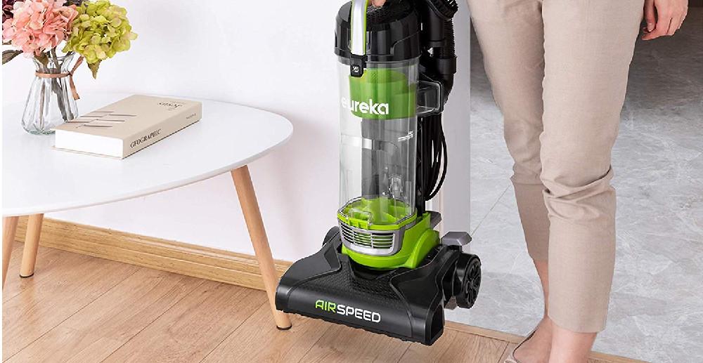 Eureka NEU100 Bagless Upright Vacuum Cleaner Review