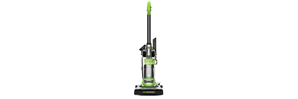 Eureka NEU100 Airspeed Ultra-Lightweight Compact Bagless Upright Vacuum Cleaner Review