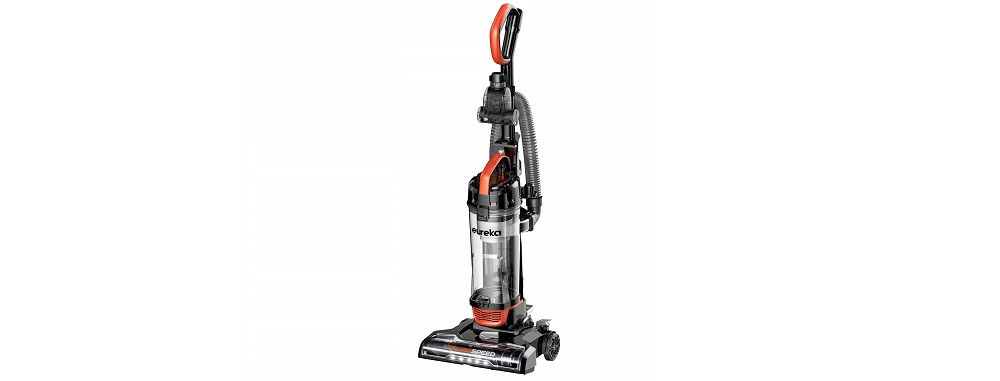 Eureka NEU188A Power Speed Turbo Spotlight Bagless Upright Vacuum Cleaner Review